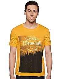 389bddd3624f Wrangler Men s T-Shirts Online  Buy Wrangler Men s T-Shirts at Best ...