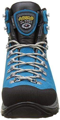 Asolo - Tribe Gv Ml, Scarpe da Arrampicata Alta Donna Blu (Dark Aqua)