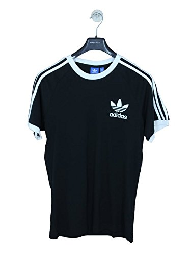Adidas Clfn Tee T-shirt - Nero (Black) - XL