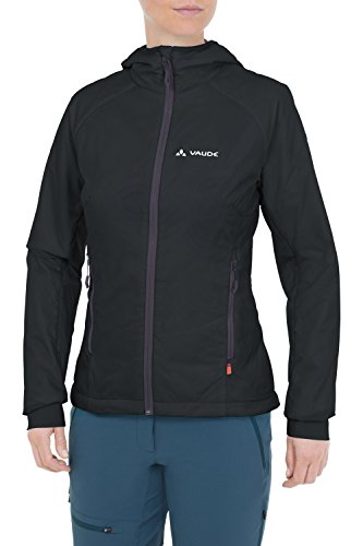 VAUDE 03922 veste pour femme women's freney jacket iI Noir - noir