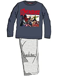 Pijama largo The Avengers