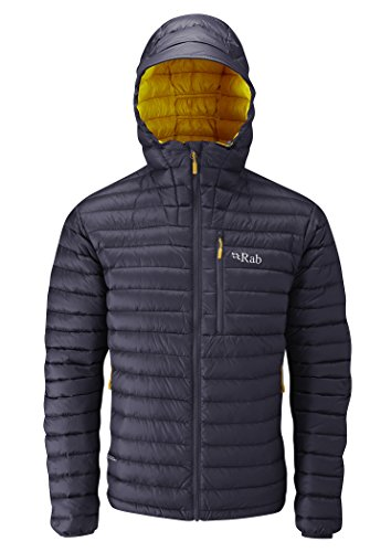 Rab Microlight Alpine Jacket grey Size XXL 2017 winter for sale  Delivered anywhere in UK