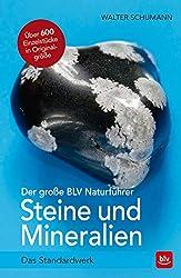 Der große BLV Naturführer Steine- und Mineralienführer: Das Standardwerk