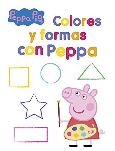 Colores y formas con Peppa (Peppa Pig. Actividades)