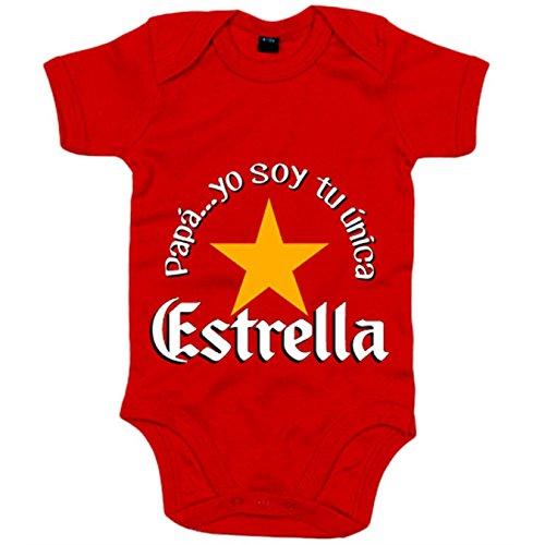 Un body para tu bebé con una frase bonita para papá 80aa9f66755