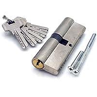 Sicherheitstürzylinder 90mm (45/45) mit Schlüssel Schloss Zylinder