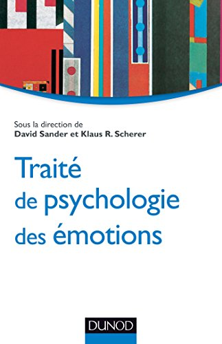Traité de psychologie des émotions (Psychologie cognitive)