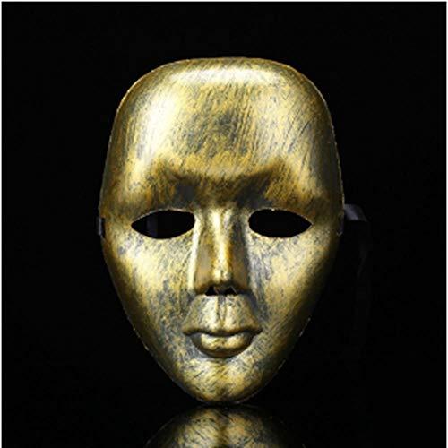 Machen Kostüm Sie Einen Mime - LKJH Maske Party DIY Scary Masken Vollgesichts Cosplay Maskerade Mime Maske Ball Party Kostüm Masken