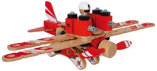 Small Foot Company 8546 - Konstruktionsset Flieger