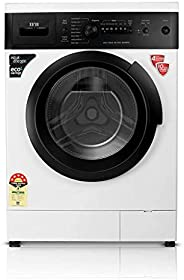 IFB 6 kg 5 Star Fully-Automatic Front Loading Washing Machine (Diva Aqua BX, White|Black matte, In-Built Heate