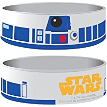 "Pulsera de silicona Star Wars ""R2-D2"""