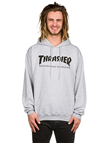thrasher hoodies thrasher skate mag hoody h pro. Black Bedroom Furniture Sets. Home Design Ideas