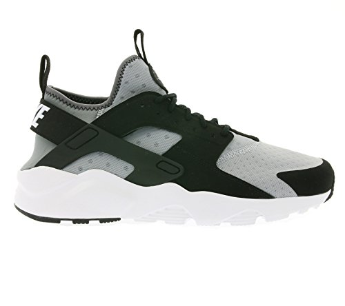 Nike Herren Air Huarache Run Ultra Laufschuhe Gris (Gris (wolf grey/white-black-cool grey))