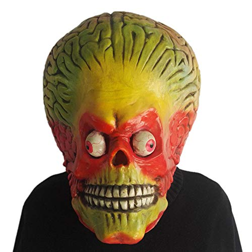 Marsi Gras Maske - SHIYAREN Halloween Maske ErwachsenenmaskeHalloween Latex Maske