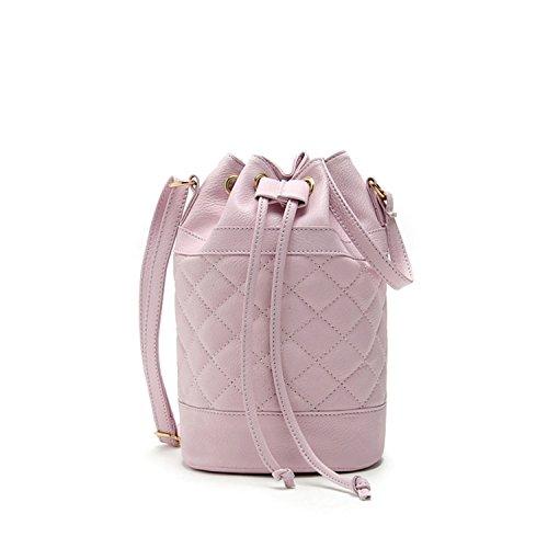 Di Grazia Women's Bucket Sling Bag(Lavender,Lavender-Bucket-Potli)
