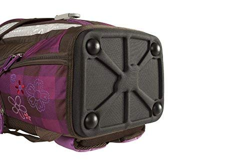 Olivia the Owl Eule Schulranzen Set TOOLBAG SOFT Schneiders u. passende Federtasche Sporttasche Schultüte Schmuckaufsatz-Set Set 14 tlg. – 78405-0513 - 3