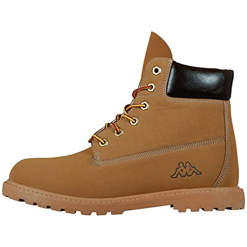 KappaKOMBO MID Footwear unisex - Zapatillas Unisex adulto, Beige (4150 beige/brown), 43 EU (9 Erwachsene UK)