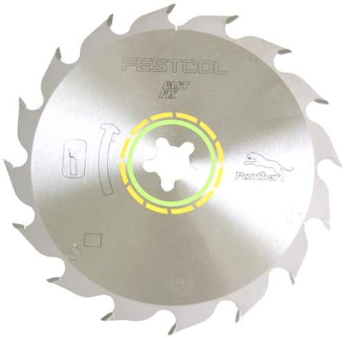 Preisvergleich Produktbild Festool 492049 Kreissägeblatt HW 190 x 2.6 mm FF PW16