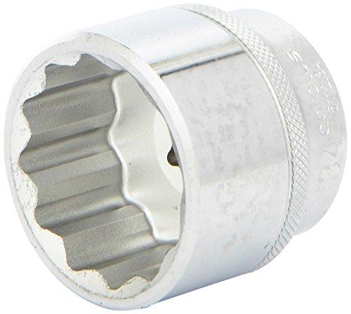 "Preisvergleich Produktbild CAROLUS 5112.34 Steckschlüsseleinsatz 1/2"", 12-kant, 34 mm, 1 Stück"