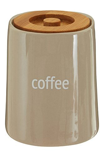 Premier Housewares Kaffeedose, Fletcher, Beige