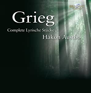 Grieg: Lyrische Stücke