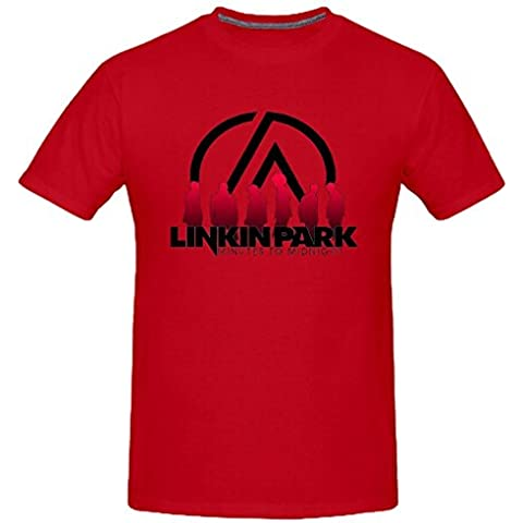 Kerner Men's Linkin Park Hybrid Theory Rock