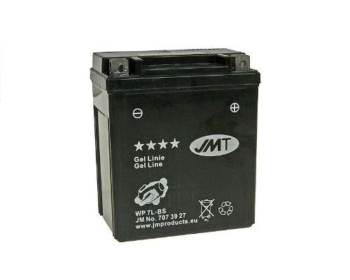 Batterie JMT GEL Line jmtx7l-bs für Honda SH 125i d (2009)