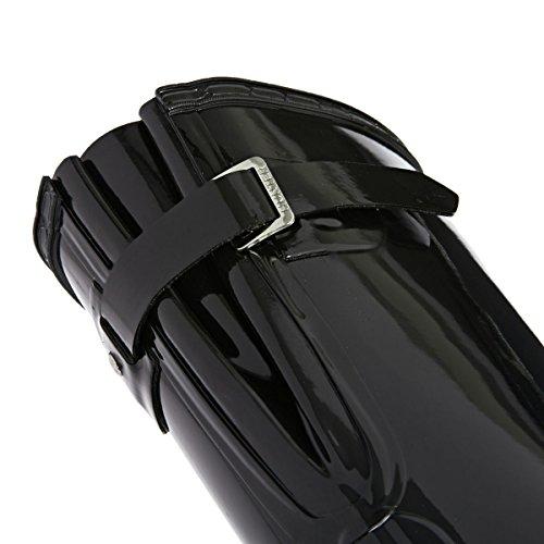 Hunter - Original Back Adjustable Gloss, Stivale da donna Black