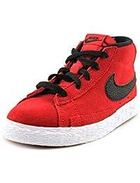 Nike BLAZER MID VINTAGE (PS) unisex bambino, pelle, sneaker alta, 28.5 EU