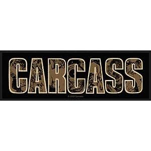 Carcass - Sticker Logo