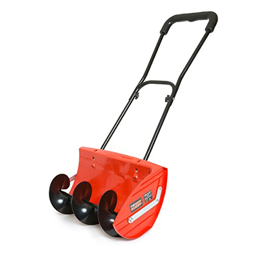 Fox Snow Clearer Manual Push Rotary Thrower Removal - Clear Drive, Paths, Patios and Yards