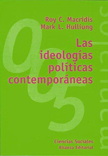 Las ideologías políticas contemporáneas (El Libro Universitario - Manuales)
