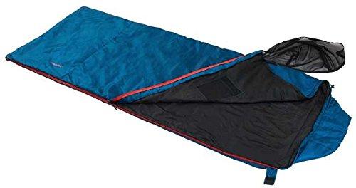 41RHoDUFBFL - Snugpak The Sleeping Bag for Elpak Traveller Petrol Blue