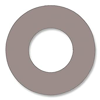24 Pipe Size Sterling Seal /& Supply Tan Inc 1//32 Thick CRG7540.2400.031.300X5 7540 Vegetable Fiber Ring Gasket Pressure Class 300#