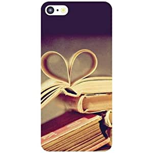 Apple iPhone 5C Back Cover - The Books Designer Cases