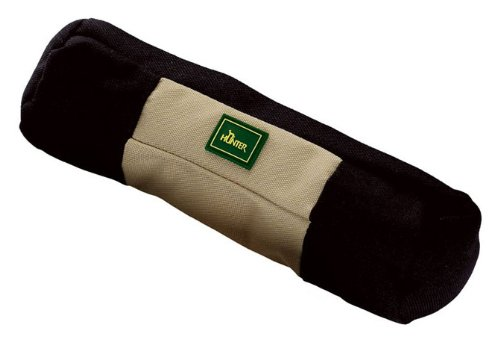 Hunter Trainer Snack Dummy Apportierhilfe, Gr. M, 20 cm, beige/schwarz (Dummy Training)
