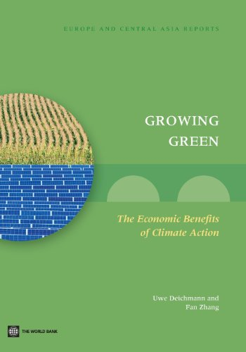 Growing Green: The Economic Benefits of Climate Action (Europe and Central Asia Reports)