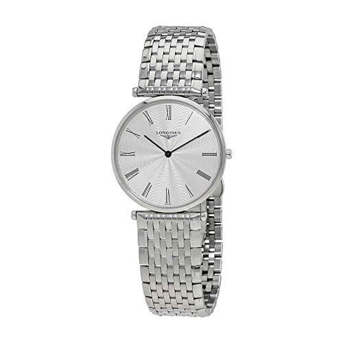 Longines La Grande Classique Blanco Dial Damas Reloj l4.755.4.71.6
