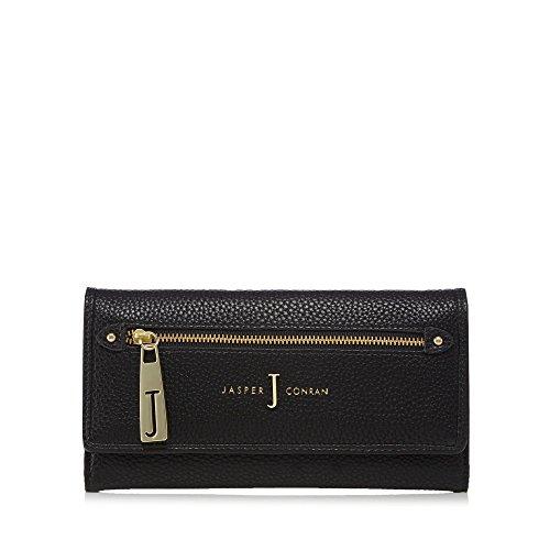 j-by-jasper-conran-womens-black-zip-front-large-flapover-purse
