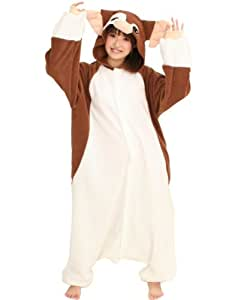 Gizmo costume (Gremlins) brown fleece adult unisex free [Toy] (japan import)