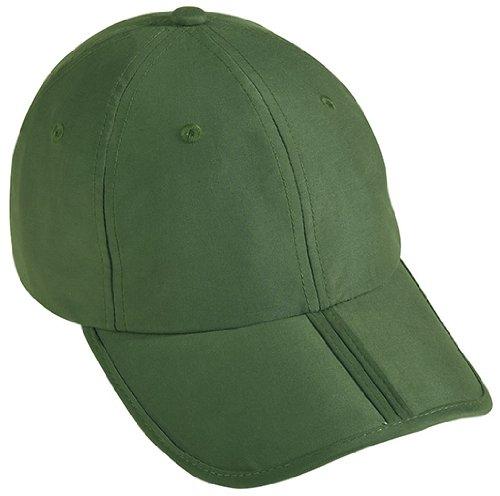 Myrtle Beach Uni Pack-a-Cap, darkgreen, One size, MB6155 dgr