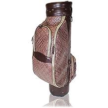 Terrida bolsa de golf de cuero trenzado - IN048