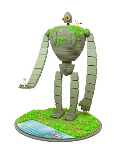 Preisvergleich Produktbild 1 / 30 Studio Ghibli series Laputa: Castle in the Sky robot soldier (outdoor servant type) MK07-20 (Paper Craft)