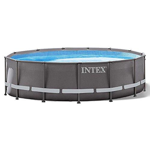 Intex 28310GN Frame Pool Set Ultra Rondo, 427 x 107 cm