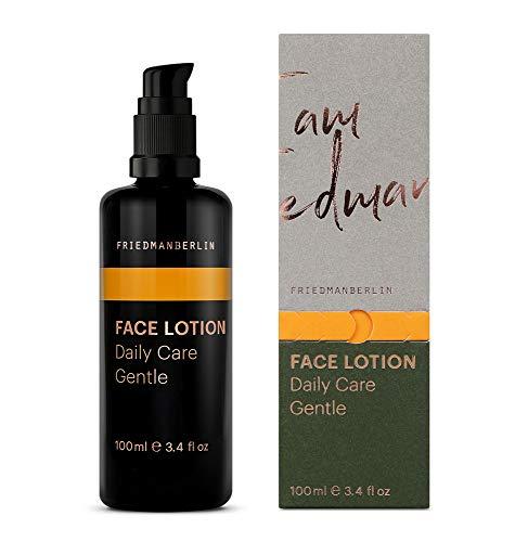 Gesichtspflege für Männer - FRIEDMANBERLIN | Feuchtigkeitscreme mit Anti-Aging Wirkung für den Herren | Inhalt 100ml Gesichtscreme