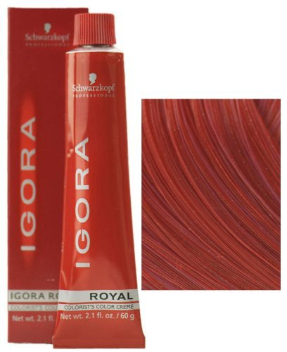 f97dad475f Schwarzkopf Professional Igora Royal Hair Color - 0-88 Red Concentrate by  Schwarzkopf Professional