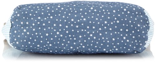 Adelheid Glückspilz 11140133472, Borsa a mano Donna Multicolore (Mehrfarbig (sternchen blau 734))