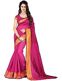 Nilkanth Enterprise Banglori Silk Saree (Nebsrv04_Pink)