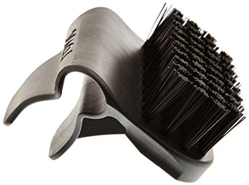 Rovic, Pulisci Scarpe per Carrello da Golf Unisex-Adult, Black, One Size