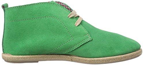 Wolpertinger Wiesn Wp 5008, Desert Boots Femme Vert (meta)